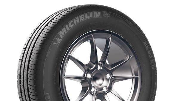 Michelin Energy XM2+ tyres.