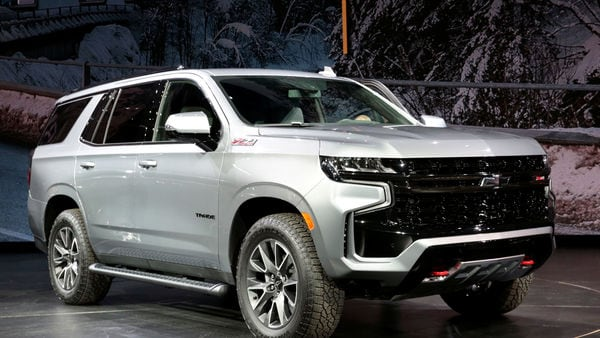 General Motor unveils 2021 Chevrolet Tahoe and Suburban SUVs