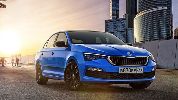 Skoda launched the next generation Rapid at a global event in Russia on Wednesday