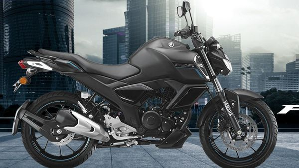 The new FZ-FI and FZS-FI BS VI version will feature single channel ABS in the front wheel and front & rear disc brakes. (Photo: Yamaha India)