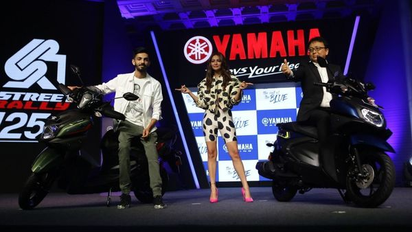 Yamaha Motor launched the all-new Fascino 125 Fi, RayZR 125 Fi, Street Rally 125 Fi, the new R15 Ver.3 and the MT15.