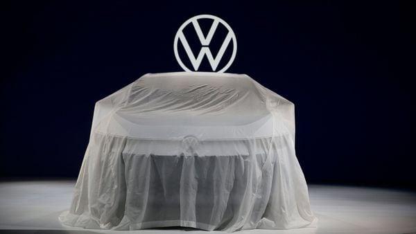 File Photo: Volkswagen unveils its VW I.D. Space Vizzion autonomous electric concept wagon at the Petersen Automotive Museum in Los Angeles, Tuesday, Nov. 19, 2019. (AP Photo/Damian Dovarganes) (AP)