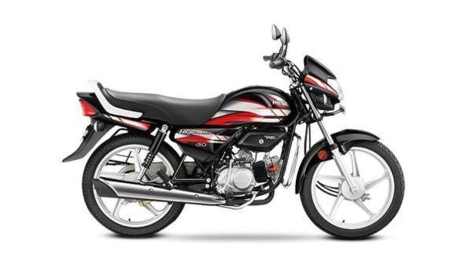 Hero Motocorp Launches Hf Deluxe Bs6 Price Starts At 55 925