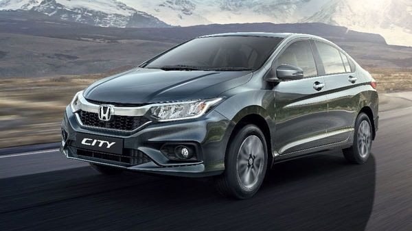 Honda City (Photo courtesy: Honda)