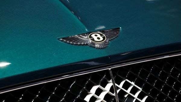 FILE PHOTO: The Bentley logo is seen on a new car model at the 89th Geneva International Motor Show in Geneva, Switzerland March 5, 2019. REUTERS/Pierre Albouy (REUTERS)