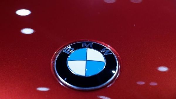 FILE PHOTO: The logo of BMW is seen at the LA Auto Show in Los Angeles, California, U.S. (REUTERS)
