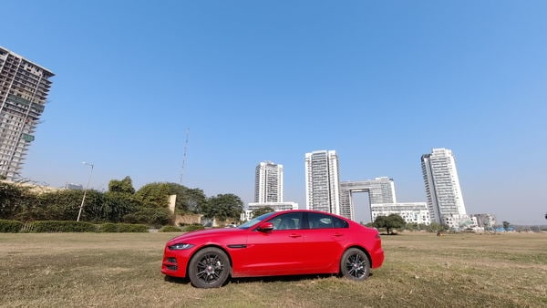 There are no changes under the hood and the new XE continues to be powered by the 2.0 litre diesel and petrol engines. The car remains sporty and planted as ever and is quite fun to drive. (HT Auto photo)