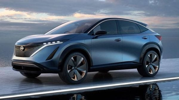 Nissan Ariya Concept EV. (Photo courtesy Nissan USA)