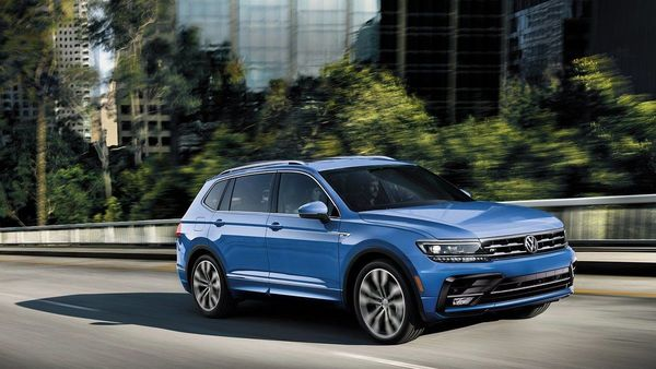 Photo of Volkswagen Tiguan SUV (Photo courtesy: Volkswagen)