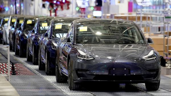 File photo of Tesla Model 3 used for representational purpose. (REUTERS)
