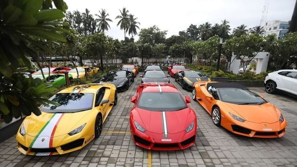How southern Indian states are powering Lamborghini sales in the country