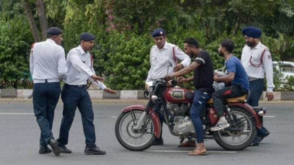 Several states are not happy with the high penalty on offences under the stricter Motor Vehicles Act. (PTI photo)