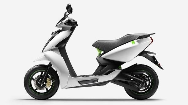 Ather 450X could see several upgrades over the 450 (in pic) that is currently sold by the company.