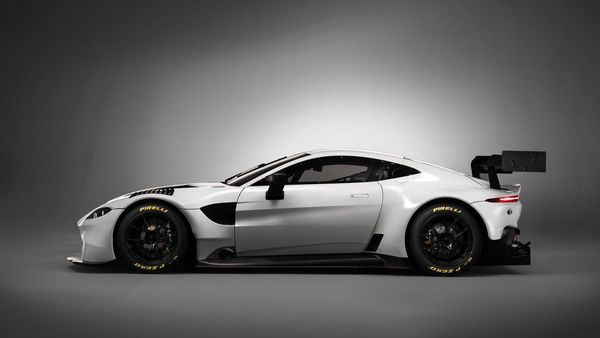 Photo of Aston Martin Vantage GT3 (Photo courtesy: Twitter/@AMR_Official)