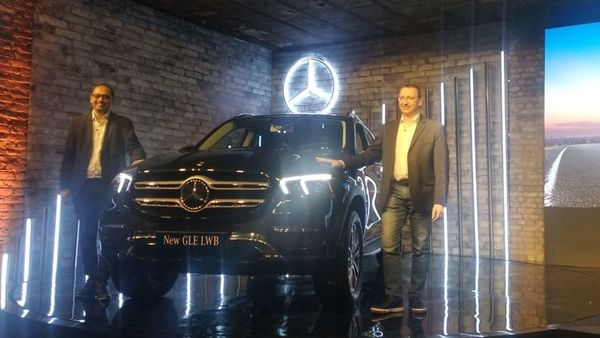 Mercedes launches 2020 edition of GLE.