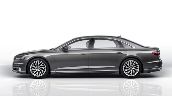 Audi A8 L will be launched in India on February 3.