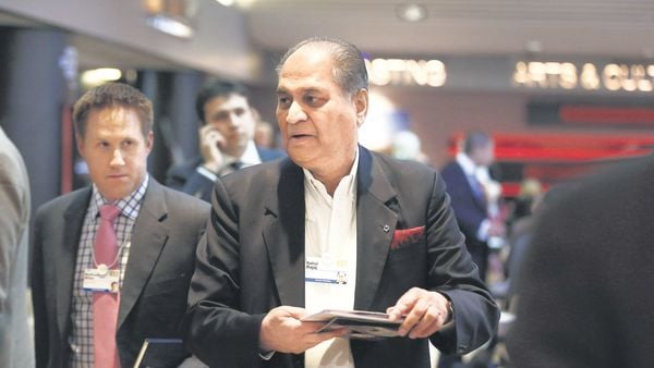 Rahul Bajaj, 81, will step down as chairman and whole-time director of Bajaj Auto on 1 April.bloomberg
