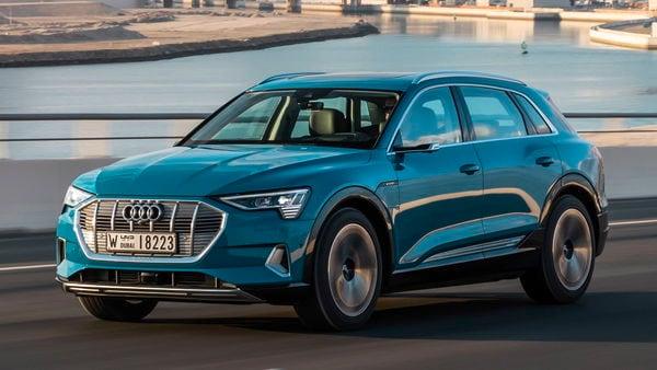 Photo of Audi e-Tron electric SUV (Photo courtesy: e-tron.audi/en)