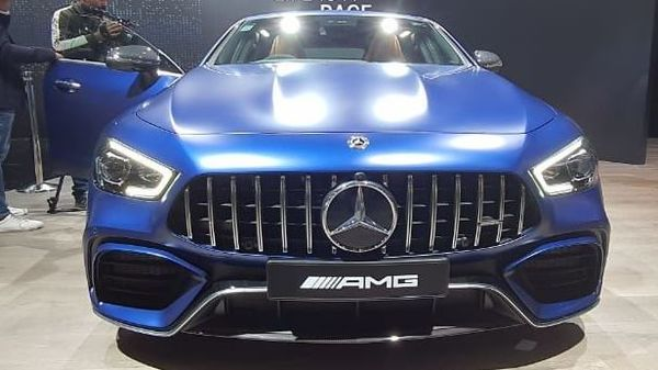 AMG GT 63S from Mercedes.