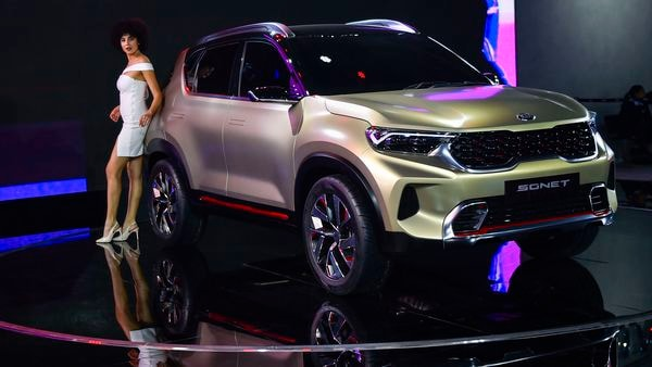 Image of Kia Sonet SUV used for representational purpose. (PTI)