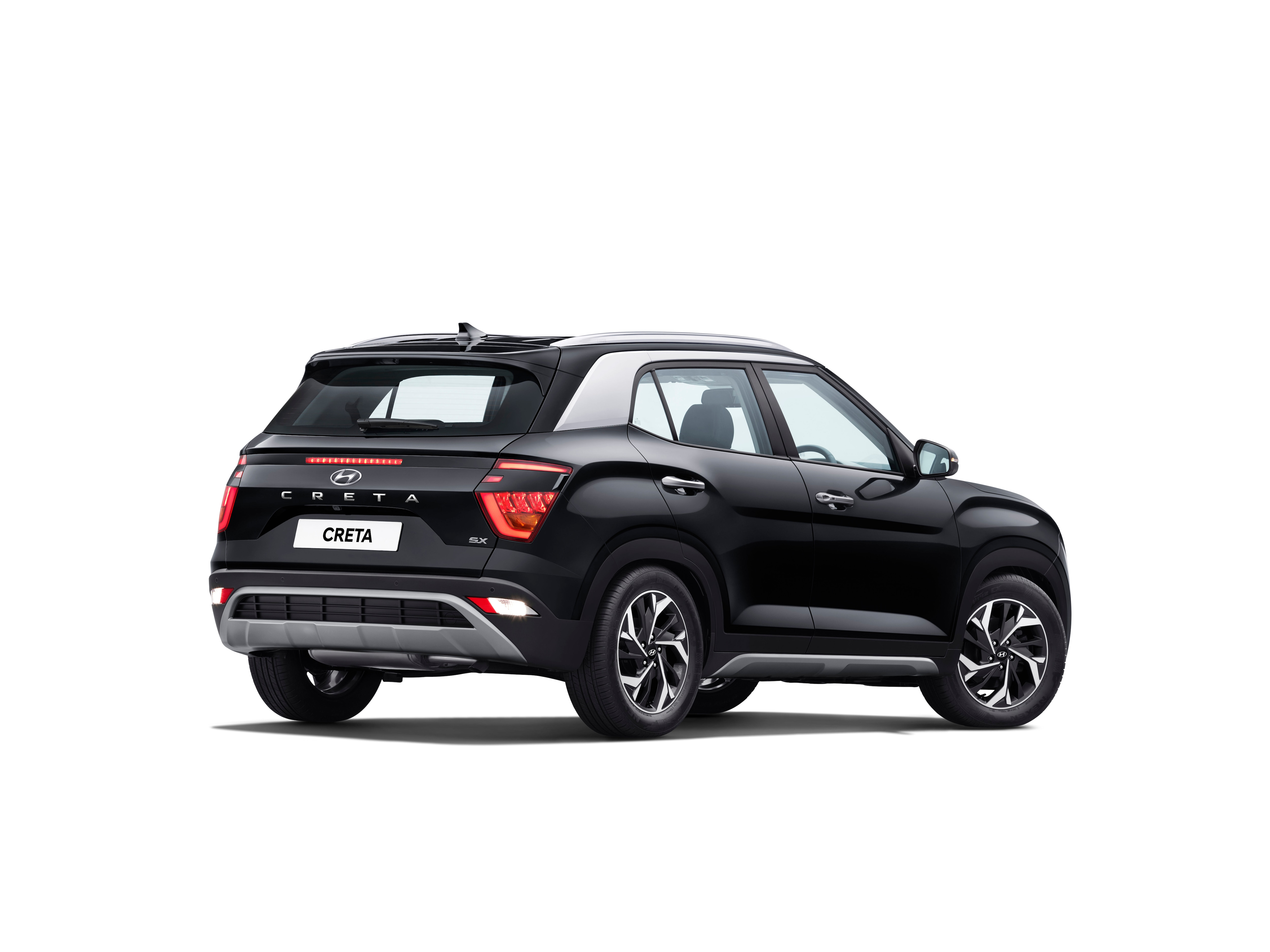 Creta gets several styling elements which sets it apart from its predecessor.