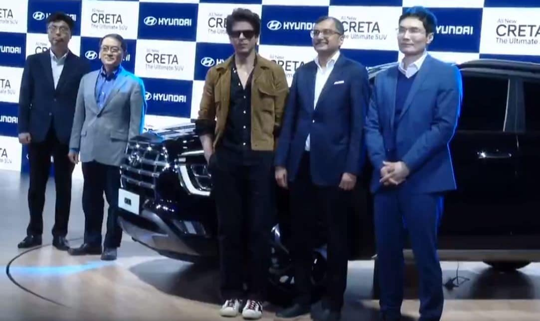 All new Creta officially unveiled.