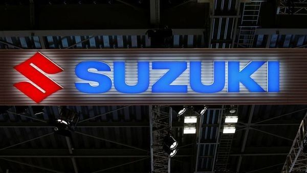 FILE PHOTO: The logo of Suzuki Motor Corp. is pictured at the 45th Tokyo Motor Show in Tokyo, Japan October 25, 2017. REUTERS/Toru Hanai/File photo (REUTERS)