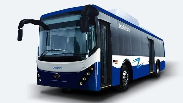 The C9 electric bus claims to be made specifically for Indian conditions.