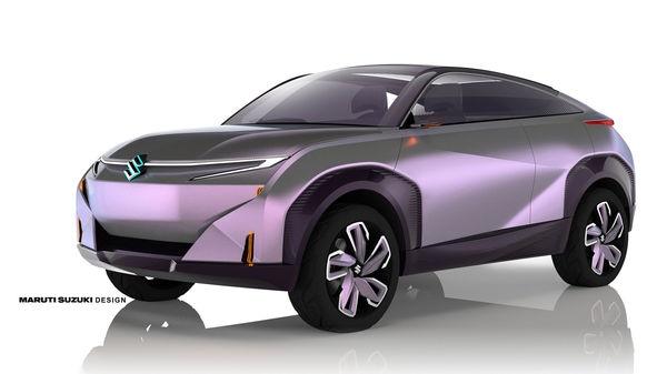 Concept Futuro-e from Maruti Suzuki.