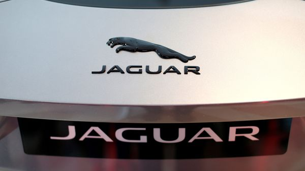 FILE PHOTO: Jaguar Land Rover unveils the new Jaguar F-Type model during its world premiere in Munich, Germany, December 2, 2019. REUTERS/Michaela Rehle/File Photo (REUTERS)