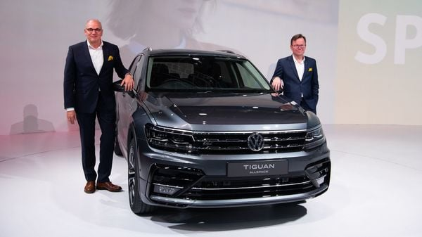 Tiguan Allspace from VW.