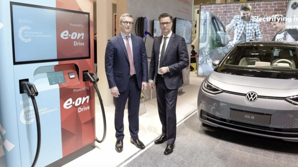 E.ON and Volkswagen Group have jointly developed an ultra-fast charging infrastructure that promises to be affordable and accessible.