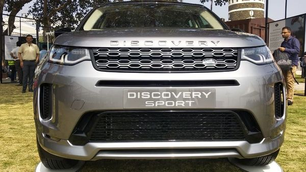 The new Discovery Sport now gets redesigned bumpers, a new grille and fresh head lights.