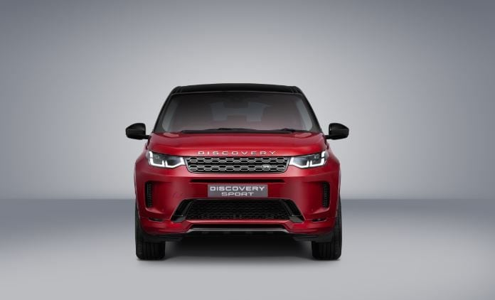 Land Rover has equipped the new Discovery Sport with lane assist system, adaptive cruise control, hill descent control, autonomous emergency braking, roll stability control and driver condition monitor, among others.