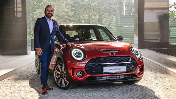 The new MINI Clubman Indian Summer Red edition launched at ₹44.90 lakh