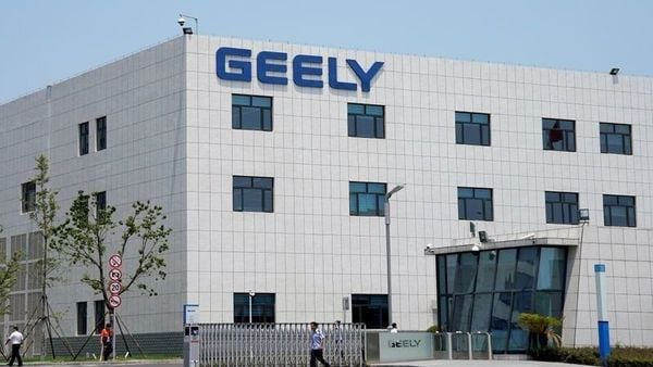 FILE PHOTO: A building of the Geely Auto Research Institute is seen in Ningbo, Zhejiang province, China August 4, 2017. REUTERS/Aly Song (REUTERS)