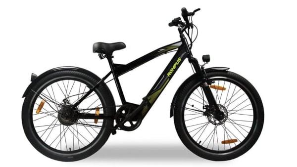 Photo of Nexzu Mobility Rompus e bicycle