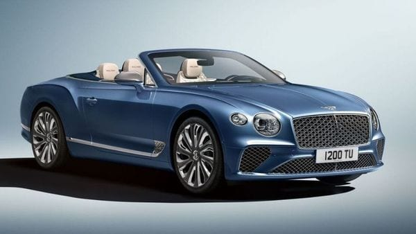 Bentley Mulliner has revealed first pictures of the new Continental GT Mulliner Convertible. It is slated to be unveiled at the Geneva Motor Show on 3 March 2020