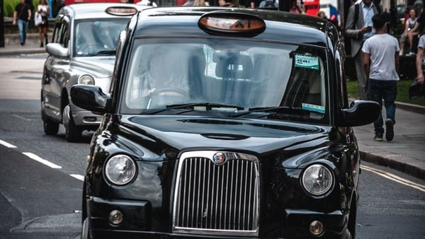File photo of the iconic black London Taxi