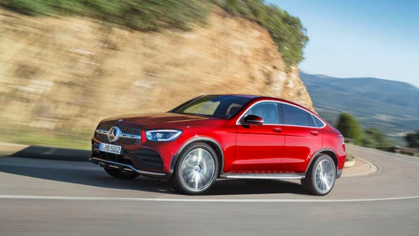 The new Mercedes GLC Coupe will come without AMG