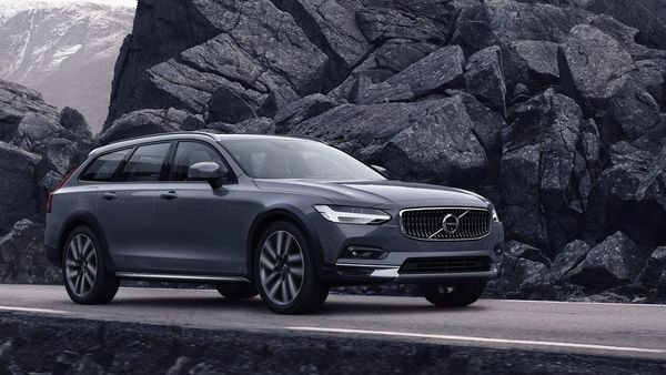 The upgraded Volvo V90