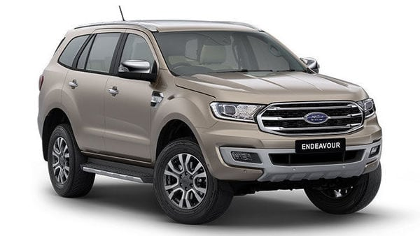 2020 Endeavour from Ford.