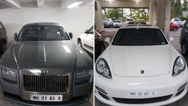 File Photo: Rolls-Royce Ghost, Porsche Panamera among Nirav Modi's assets to be auctioned