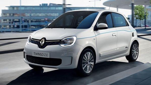 Renault unveils 2020 Twingo ZE electric car