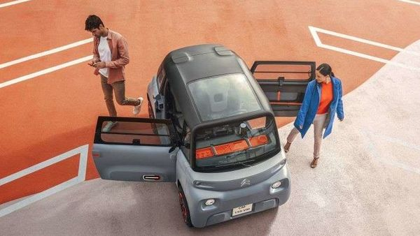 Citroen has launched the electric microcar Ami