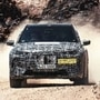 BMW iNext being tested under harsh conditions in South Africa