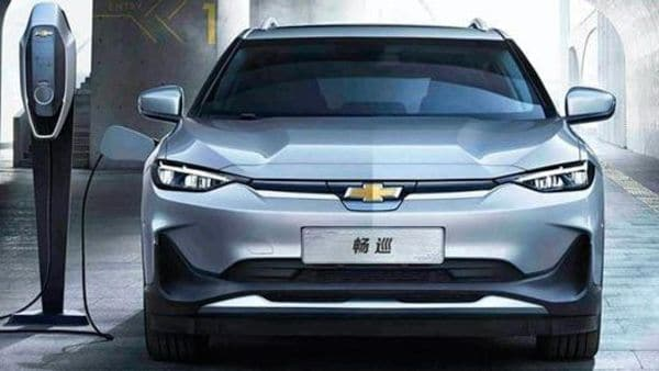 Photo of Chevrolet Menlo EV