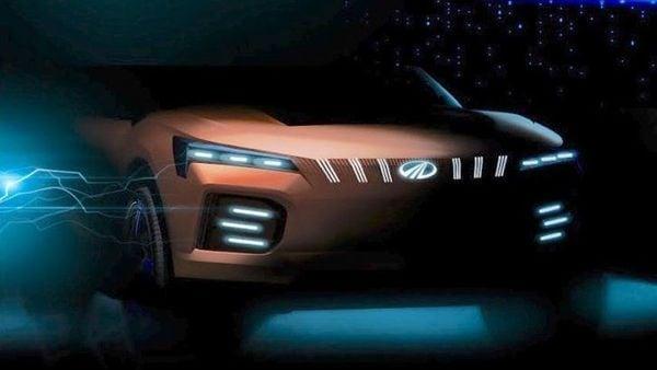 Mahindra Funster EV concept