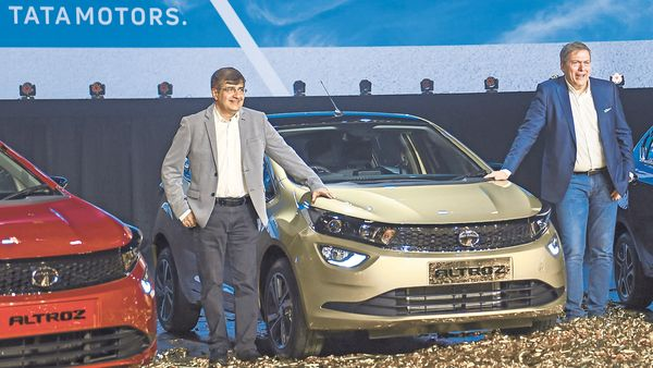 Tata Motors MD and CEO Guenter Butschek.