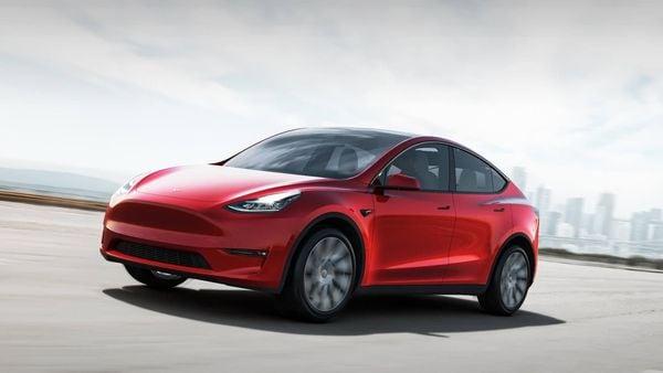 Model Y from Tesla.